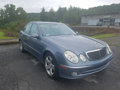 2003 Mercedes-Benz E-Class for sale at Affordable Auto Sales & Service in Berkeley Springs WV