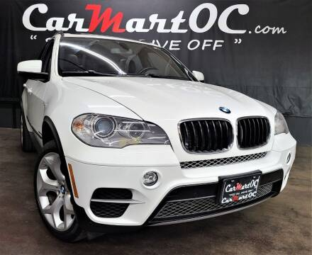 2013 BMW X5 for sale at CarMart OC in Costa Mesa, Orange County CA