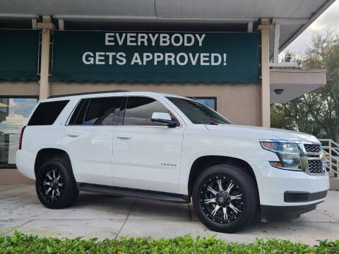 2015 Chevrolet Tahoe for sale at Dunn-Rite Auto Group in Longwood FL