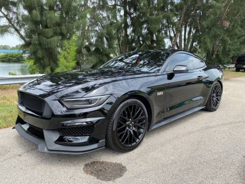 2015 Ford Mustang for sale at Import Haven in Davie FL