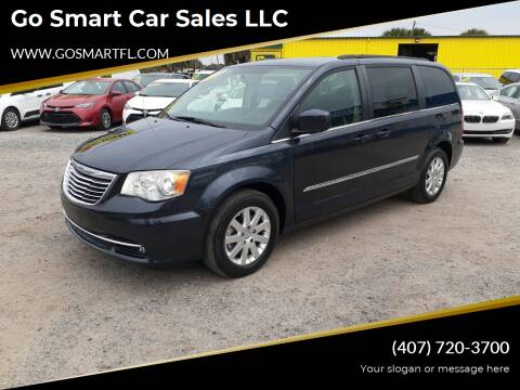2014 Chrysler Town and Country for sale at Go Smart Car Sales LLC in Winter Garden FL