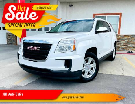 2016 GMC Terrain for sale at JJH Auto Sales in Salt Lake City UT
