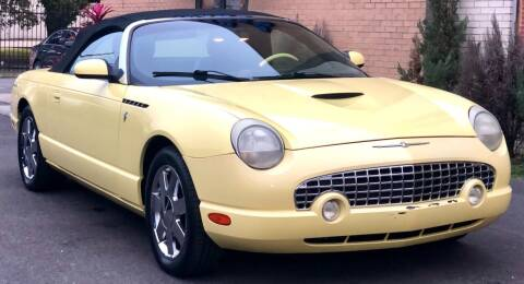 2002 Ford Thunderbird for sale at Auto Imports in Houston TX