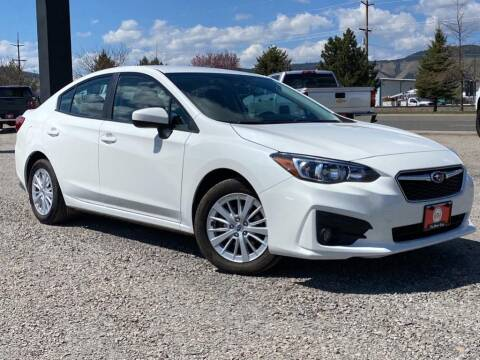 2018 Subaru Impreza for sale at The Other Guys Auto Sales in Island City OR