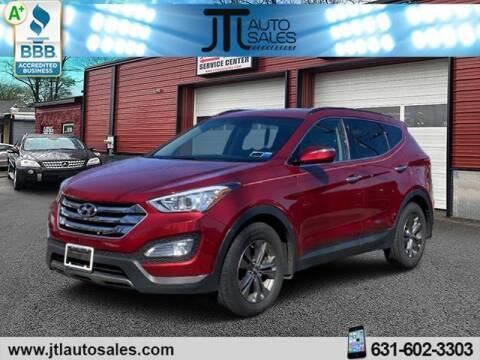 2015 Hyundai Santa Fe Sport for sale at JTL Auto Inc in Selden NY