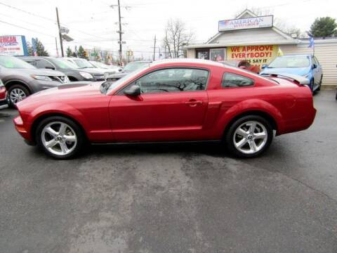 2008 Ford Mustang for sale at American Auto Group Now in Maple Shade NJ