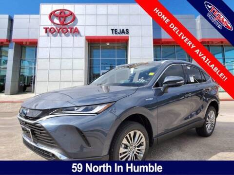 2021 Toyota Venza for sale at TEJAS TOYOTA in Humble TX