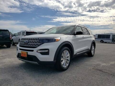 2021 Ford Explorer for sale at Hardy Auto Resales in Dallas GA