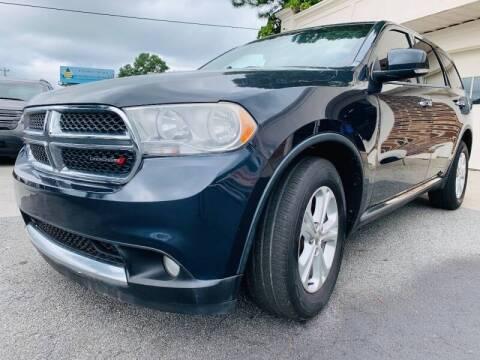2013 Dodge Durango for sale at North Georgia Auto Brokers in Snellville GA