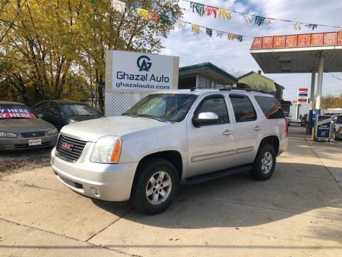 2010 GMC Yukon for sale at Ghazal Auto in Sturgis MI