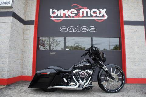 2014 Harley-Davidson Street Glide for sale at BIKEMAX, LLC in Palos Hills IL