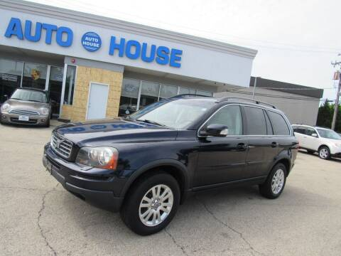 2008 Volvo XC90 for sale at Auto House Motors in Downers Grove IL
