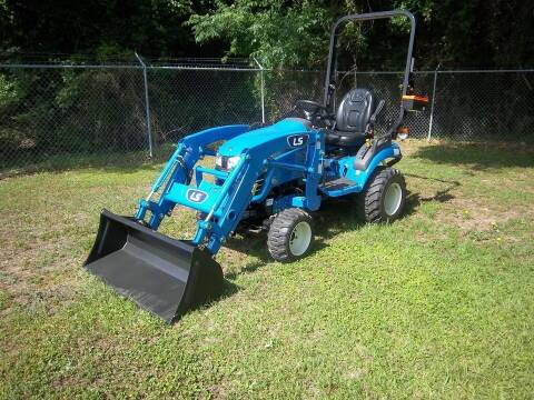 2021 LS Tractor MT 122 HST for sale at Sanders Motor Company in Goldsboro NC