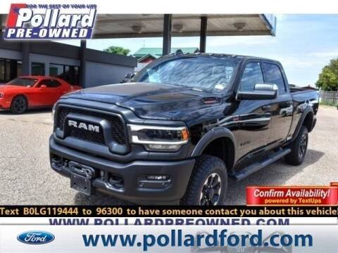 2020 RAM Ram Pickup 2500 for sale at South Plains Autoplex by RANDY BUCHANAN in Lubbock TX