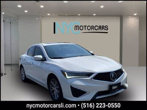 2019 Acura ILX for sale at NYC Motorcars in Freeport NY