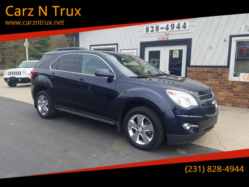 2015 Chevrolet Equinox for sale at Carz N Trux in Twin Lake MI