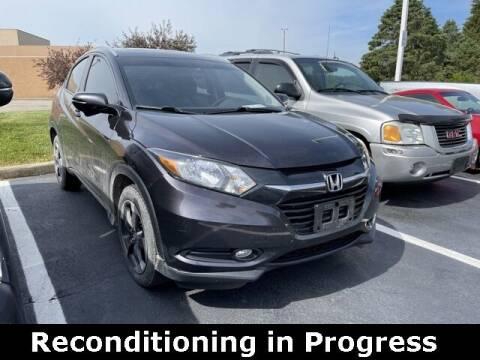 2018 Honda HR-V for sale at Jeff Drennen GM Superstore in Zanesville OH