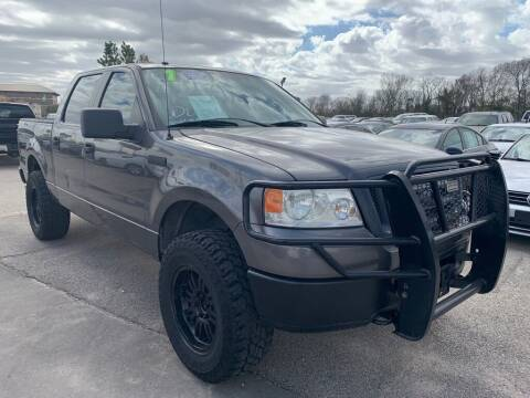 2007 Ford F-150 for sale at JAVY AUTO SALES in Houston TX