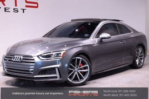 2018 Audi S5 for sale at Fishers Imports in Fishers IN