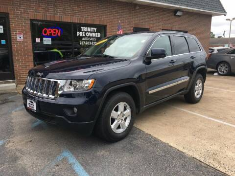 2013 Jeep Grand Cherokee for sale at Bankruptcy Car Financing in Norfolk VA