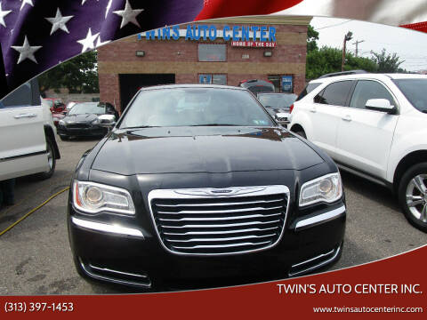 2014 Chrysler 300 for sale at Twin's Auto Center Inc. in Detroit MI