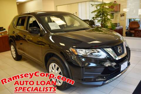 2019 Nissan Rogue for sale at Ramsey Corp. in West Milford NJ