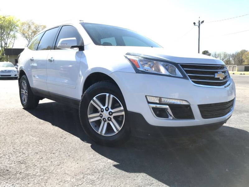 2016 Chevrolet Traverse for sale at Circle L Auto Sales Inc in Stuttgart AR