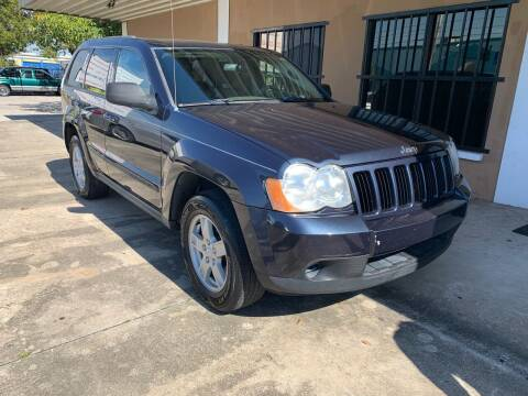 2008 Jeep Grand Cherokee for sale at Eastside Auto Brokers LLC in Fort Myers FL