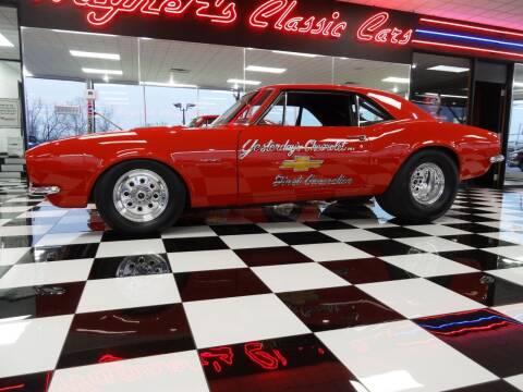 1967 Chevrolet DRAG CAR for sale at Wagner's Classic Cars in Bonner Springs KS