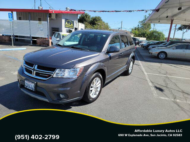 2014 Dodge Journey for sale at Affordable Luxury Autos LLC in San Jacinto CA