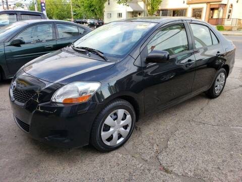 2009 Toyota Yaris for sale at Devaney Auto Sales & Service in East Providence RI