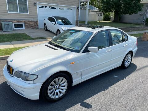 2003 BMW 3 Series for sale at Jordan Auto Group in Paterson NJ