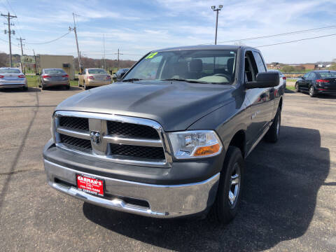 2012 RAM Ram Pickup 1500 for sale at Carmans Used Cars & Trucks in Jackson OH
