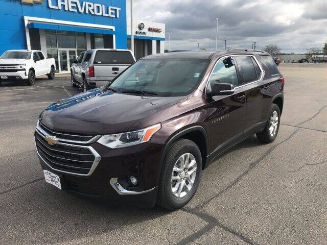 2021 Chevrolet Traverse for sale in Viroqua, WI