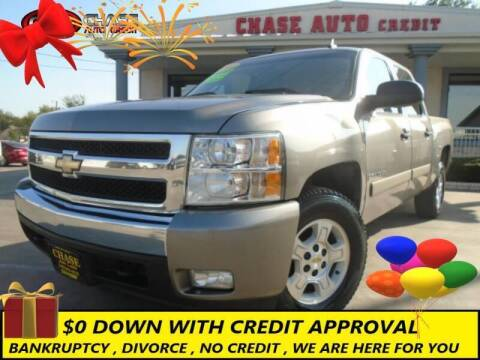2007 Chevrolet Silverado 1500 for sale at Chase Auto Credit in Oklahoma City OK