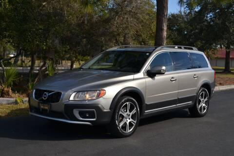 2012 Volvo XC70 for sale at GulfCoast Motorsports in Osprey FL