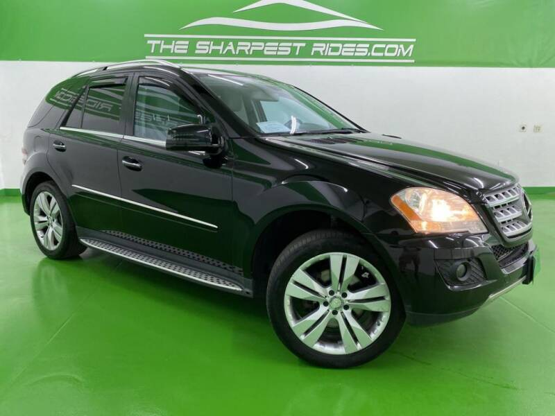 2011 Mercedes-Benz M-Class for sale in Englewood, CO