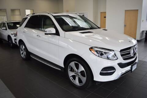2017 Mercedes-Benz GLE for sale at BMW OF NEWPORT in Middletown RI