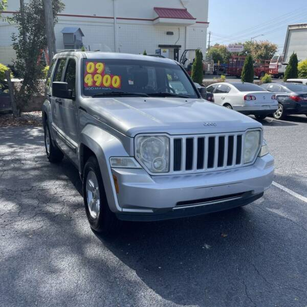 2009 Jeep Liberty for sale at Auto Bella Inc. in Clayton NC