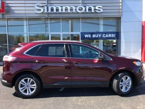 2020 Ford Edge for sale at SIMMONS NISSAN INC in Mount Airy NC