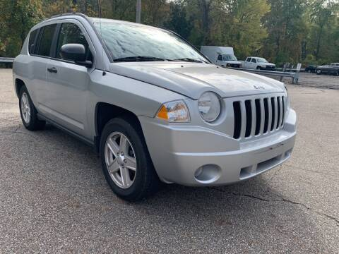 2007 Jeep Compass for sale at George Strus Motors Inc. in Newfoundland NJ