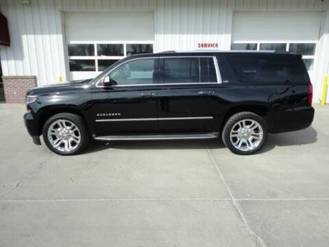 2015 Chevrolet Suburban for sale at Quality Motors Inc in Vermillion SD