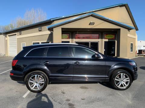 2014 Audi Q7 for sale at Advantage Auto Sales in Garden City ID