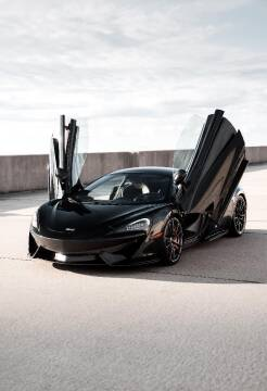 2017 McLaren 570S for sale at Orlando Auto Connect in Orlando FL