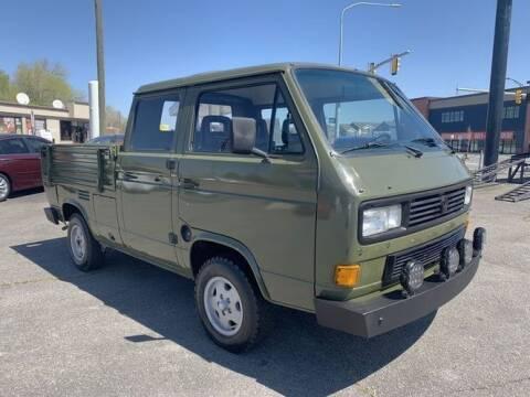1985 Volkswagen Vanagon for sale at Classic Car Deals in Cadillac MI