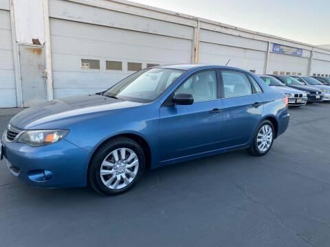 2008 Subaru Impreza for sale at PRICE TIME AUTO SALES in Sacramento CA