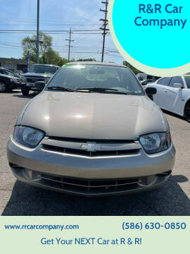 2004 Chevrolet Cavalier for sale at R&R Car Company in Mount Clemens MI