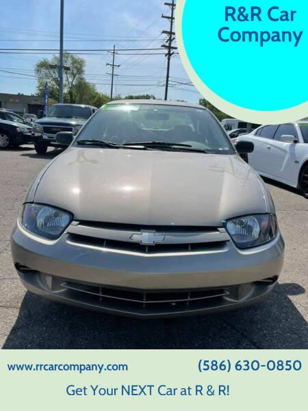 2004 Chevrolet Cavalier for sale in Mount Clemens, MI