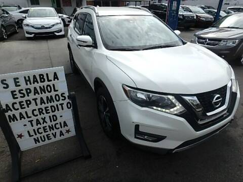 2017 Nissan Rogue for sale at Cedano Auto Mall Inc in Bronx NY