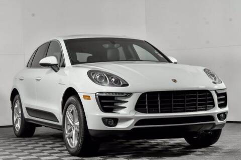 2015 Porsche Macan for sale at Washington Auto Credit in Puyallup WA